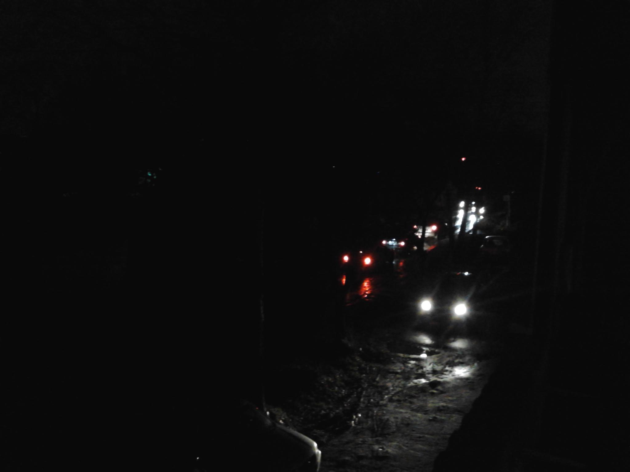 На трассе Санкт-Петербург-Отрадное-Кировск отсутствует должное освещение дороги, исполнение решения суда находится на контроле Кировской прокуратуры