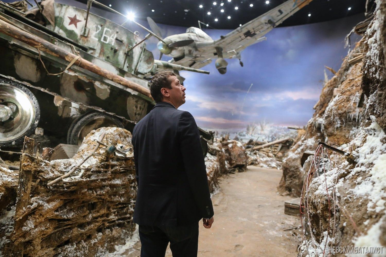 Новый музей-панорама «Прорыв» откроется 18 января