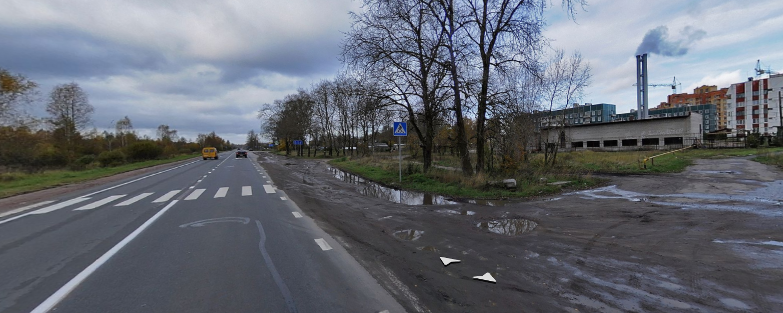 В Синявино 13-летний подросток попал под колеса автомобиля