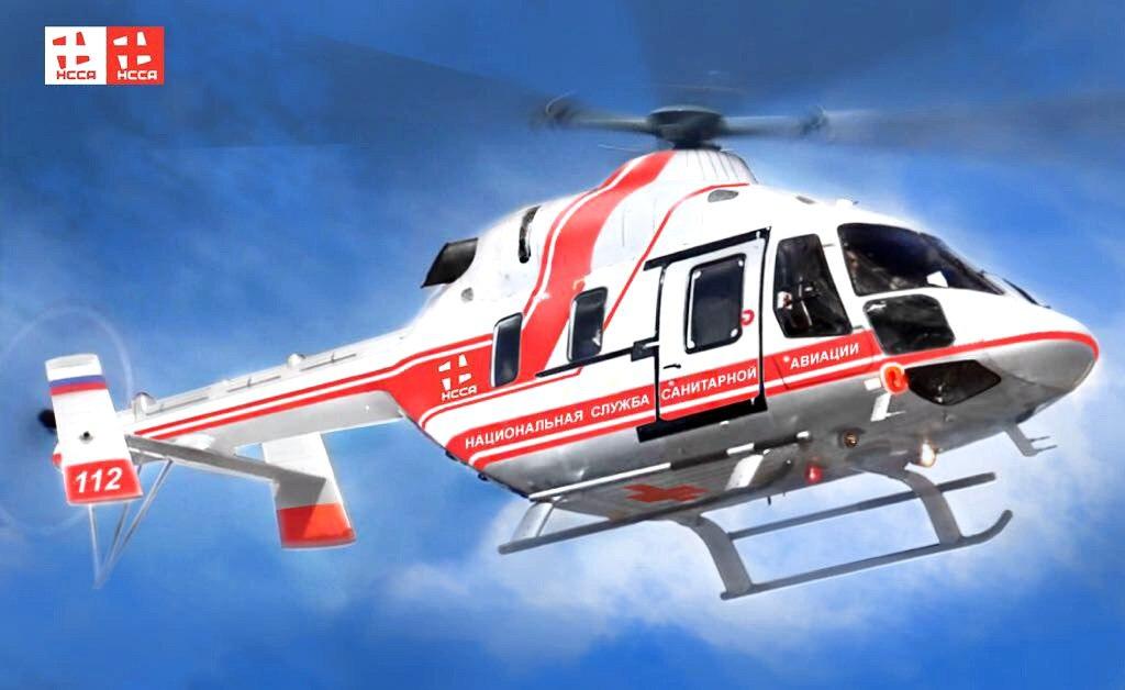 Из Шлиссельбурга в Токсово вертолетом доставили обожженную женщину