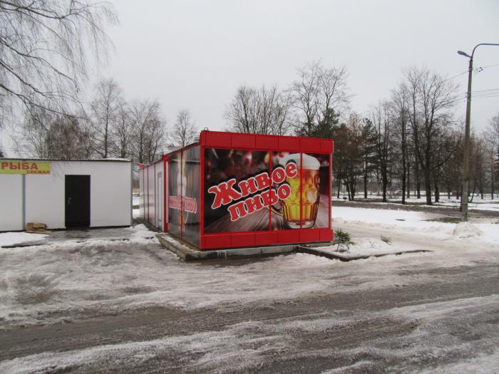 Полиция зачистила Кировск от нелегального пива
