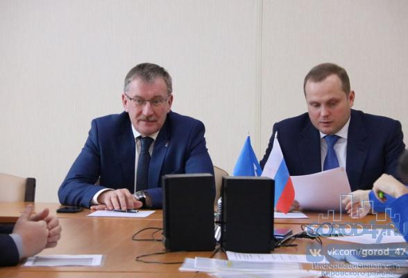 В Кировском районе перевыполнен план по зарплатам
