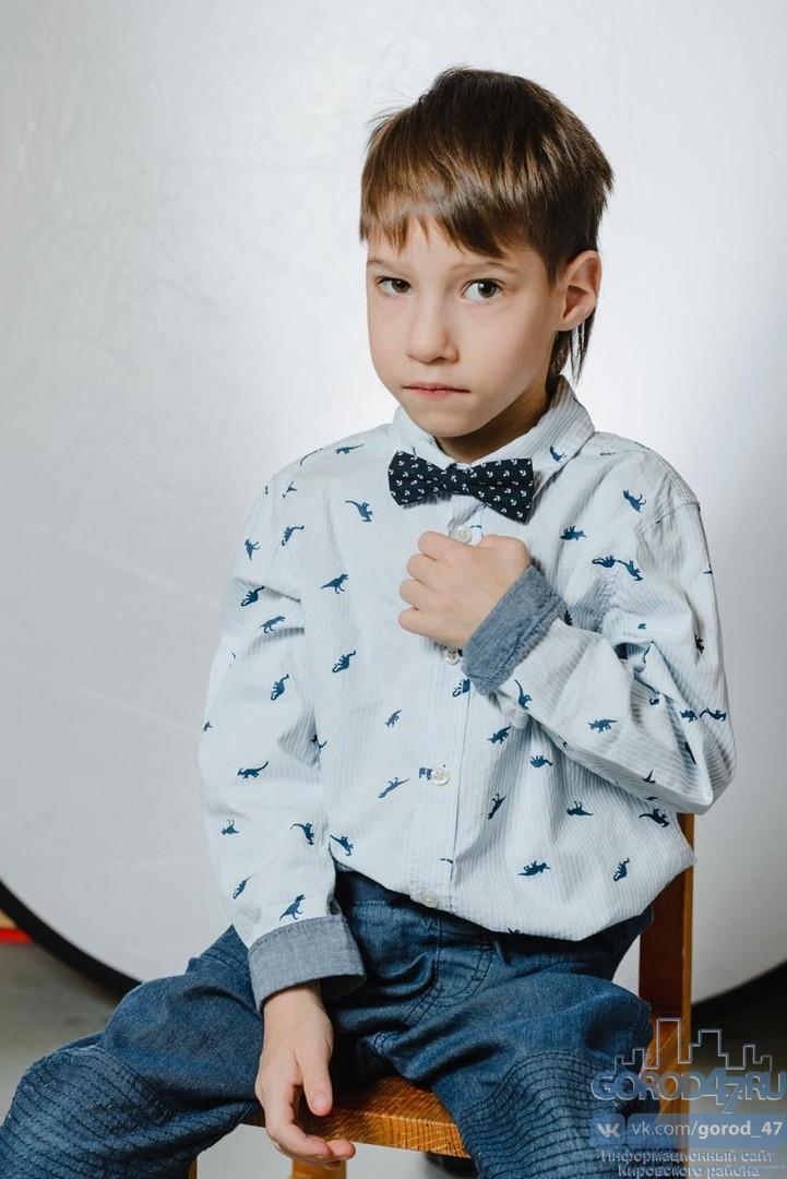 Поможем мальчику из Кировска! Приглашаем на на благотворительную эстафету!
