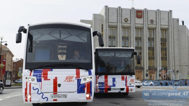 Новые автобусы 565 маршрута будут на газу