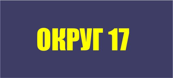 ВЫБОРЫ — ОКРУГ 17 КИРОВСК