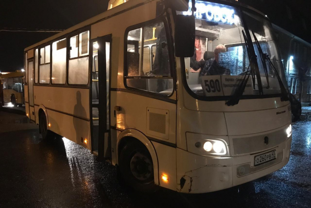 Проверка пришла к перевозчику в Отрадном. 20 автобусов предпочли не выйти на маршрут