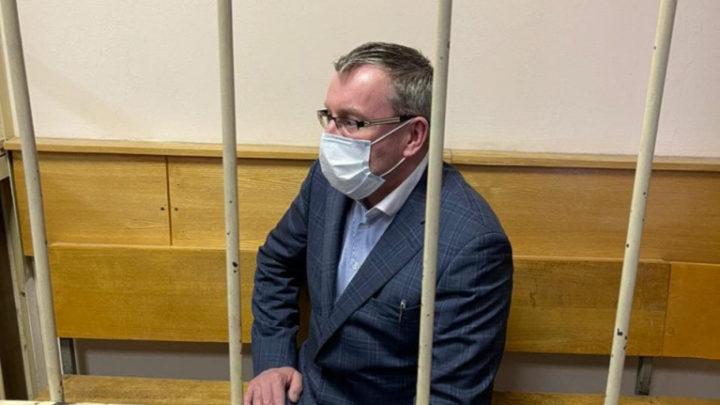 Суд арестовал на два месяца главу администрации Кировского района Кольцова