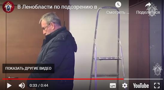 В Кировске задержан глава Кировского района Алексей Кольцов, сопротивление он не оказывал.