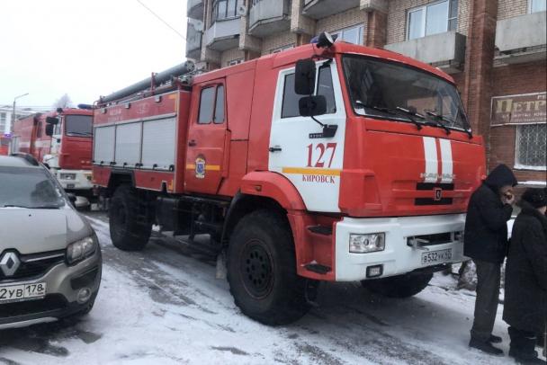 Для 15 жителей Шлиссельбурга Женский день начался со срочной эвакуации